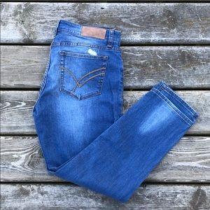 William Rast Boyfriend Jeans